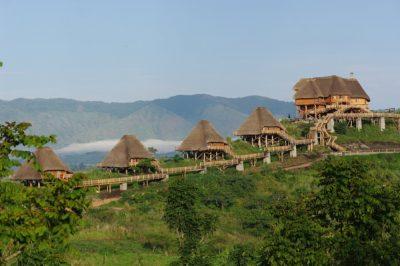 Kyaninga Lodge is een van de mooiste bestemmingen in Oeganda