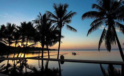 Pineaple Bay Resort in Oeganda