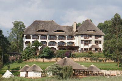 Bird Nest Resort in Oeganda