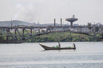 rivier de Nijl Oeganda